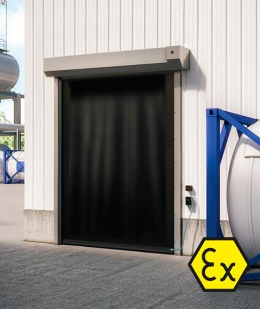 DYNACO S-559 ATEX CATEGORY 2 ALL WEATHER - NEWDOOR BENELUX B.V.