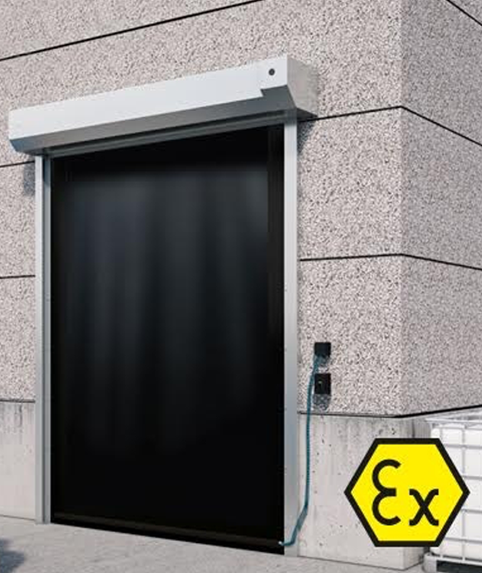 DYNACO S-549 ATEX CATEGORY 2 POWER - NEWDOOR BENELUX B.V.
